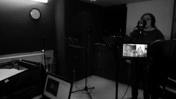 Aufnahmen zum Album LIFE IN 4D in 2016_3