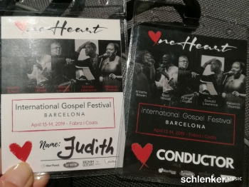 2019 One Heart Festival Barcelona
