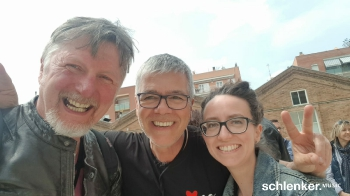 2019 ONe Heart Festival in Barcelona mit Donald Lawrence, Bazil Meade ..._3