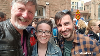 2019 ONe Heart Festival in Barcelona mit Donald Lawrence, Bazil Meade ..._4