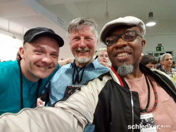 2019 ONe Heart Festival in Barcelona mit Donald Lawrence, Bazil Meade ..._7