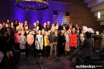 Weihnachtskonzert in Hennef mit River of Joy und dem Kinderchor der Grundschule Ruppichteroth_1
