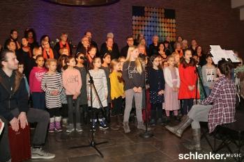 Weihnachtskonzert in Hennef mit River of Joy und dem Kinderchor der Grundschule Ruppichteroth_2