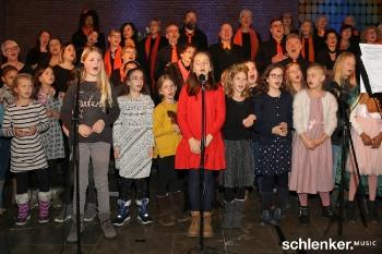 2018 Weihnachtskonzert Kids Christmas