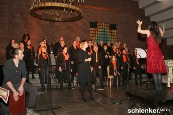 Weihnachtskonzert in Hennef mit River of Joy und dem Kinderchor der Grundschule Ruppichteroth_6