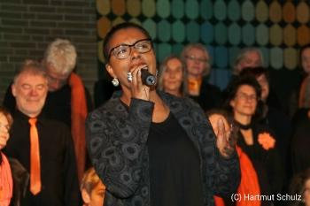 2018 Weihnachtskonzert mit Lisa May Lesch