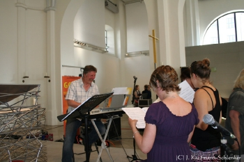 2015 Gospelworkshop in München mit Helena Gospel Spirit und Gästen_2