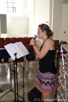 2015 Gospelworkshop in München mit Helena Gospel Spirit und Gästen_7