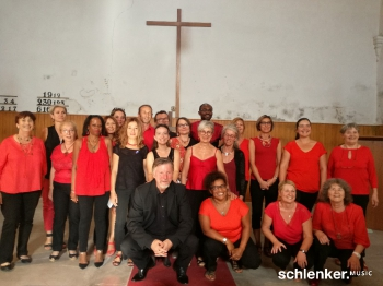 2018 Gospelworkshop in St. Affrique in Frankreich_8