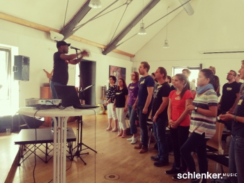 2018 Gospelworkshop in Steinach/Thür. mit Kirk Smith_7