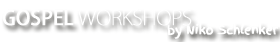 Gospel Workshop | Chorworkshops | Gospelworkshop | Niko Schlenker | Gesangsworkshop