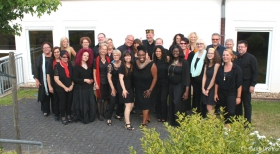 Gospelworkshop Choir Eschweiler 2015