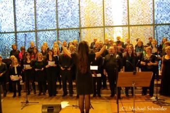 Gospelkonzert in Berlin_1