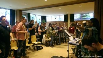 Gospelworkshop in Berlin_8